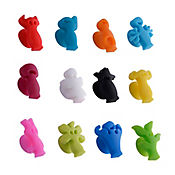 Glass Markers Party People Set of 12