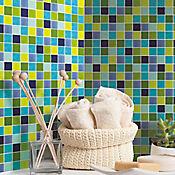Mosaico Cerámico Menta 30x30 cm Multicolor