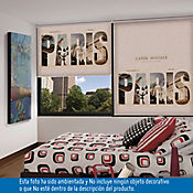 Persiana Blackout 180x180 cm Paris
