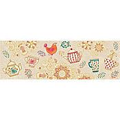 Listello para Cocina Pravia 10x30 cm Multicolor