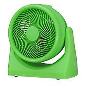 Ventilador de Escritorio 25cm Verde