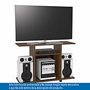 5486ec3140e MESA TV Y SONIDO 40pulg 67x98x35cm CARAM - Homecenter.com.co