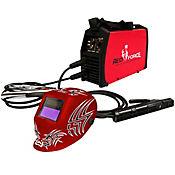 Soldador Inversor 200 Amp 110/220V 200I