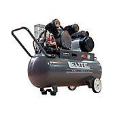 Compresor 2Hp 70 Litros 115 Psi 7.43 Cfm