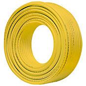 Tubería Pe al Pe 16 Gas Amarilla Rollo x1 mt