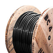 Cable 3x16 1mt Encauchetado