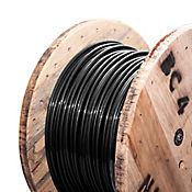 Cable 3x18 1mt Encauchetado