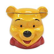 Mug Con Tapa Pooh 3D