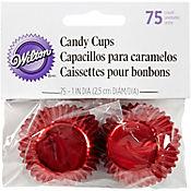 Paquete x 75 Capacillos Rojos para Dulces