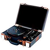 Reproductor de Acetatos Recargable FM USB SD Bluetooth VTA-82590