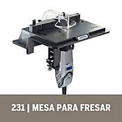 Mesa Para Fresar 231 Complementos