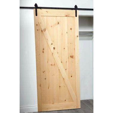 Kit Riel Para Puerta Deslizable