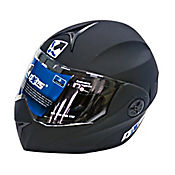 Casco Abatible Negro M