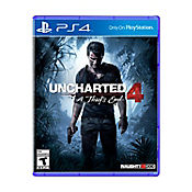 PS4 Uncharted 4: A Thief's End - Latam
