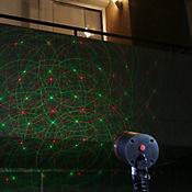 Lámpara Proyector Móvil Luz Colores