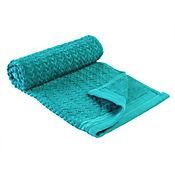 Toalla Chevron para Manos 50x80 cm 500 gramos Azul