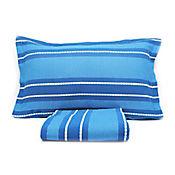 Juego de Sobrecama Juanita Doble 240x250 cm Azul