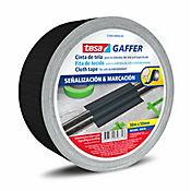 Cinta Gaffer 50mm x 50m Negra