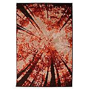 Tapete Royal 120x170 cm Bosque Terra