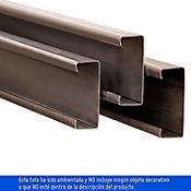 Perfil C 203x67x2.5mm 6m 42.15 Kg Negro