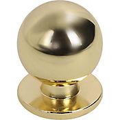 Botón Belice Dorado 22 Mm