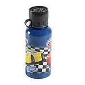 Botella Con Tapa 3d Cars Fast Friends