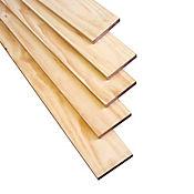 Pino 1X10 Pulgadas 3.96 mts Dimensionado 2.2X23.5 cm