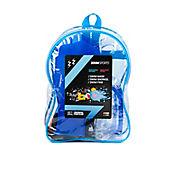 Set Natacion Snorkel-Aletas Fun Plus Azul Zoom