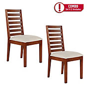 Set x2 Sillas para Comedor Moore - Home Collection - 310969