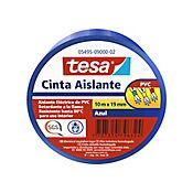 Cinta Aislante Azul 10m X 19mm