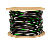 Cable 3X12 Easyfil 1mt Negro Blanco Verde