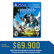 Juego PS4 Horizon Zero Dawn