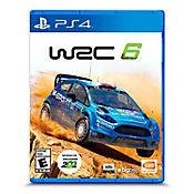Juego PS4 WRC 6