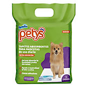 Tapetes Absorbentes Petys x 12