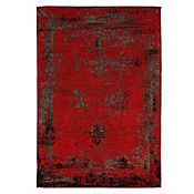 Tapete Vintage Erase 60x90 cm Rojo