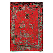 Tapete Vintage Erase 70x120 cm Rojo