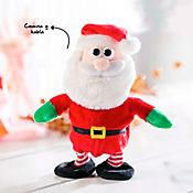 Santa Camina Y Habla Navidad
