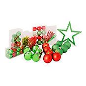 Set Adorno 62und Navidad Noel
