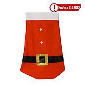 Vestido Dog Santa Surtido