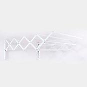 Tendedero Pared 11 Tubos 100cm 12,5 Kls Blanco