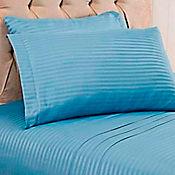 Juego para Cama Basic Extradoble Azul
