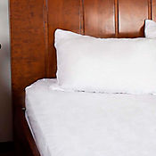 Protector para Almohada Impermeable 50x70 cm con Cierre Blanco