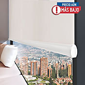 Persiana Blackout 100x170 cm Blanco