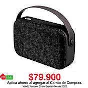 Parlante Recargable Bluetooth USB FM SD 10W - VTA-82440