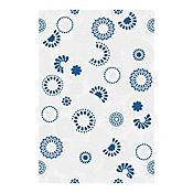 Pared Cerámica Tavira 30x45 Centímetros Caja 1.5m2 Azul