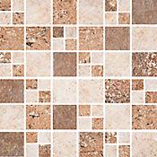 Mosaico Cerámico Macerata 30x30 Centímetros Beige