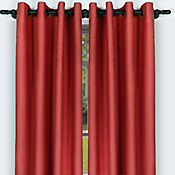 Cortina Caprino 200x230 cm Roja