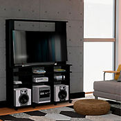 Centro de Entretenimiento Vistro 160x120x37 cm Wengue
