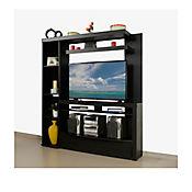 Centro de Entretenimiento Lounge 200x180x35,4 cm Wengue