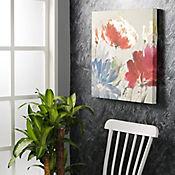 Cuadro Canvas Flores 60x60 cm